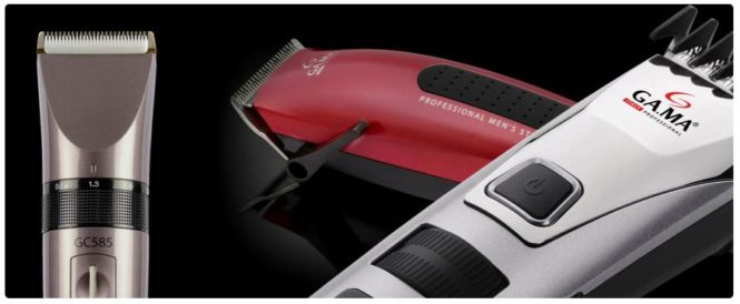trimmer professionale gama